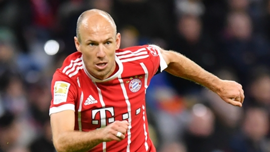 Robben outlines future plans as Bayern Munich contract runs down