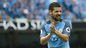 Nolito Manchester City
