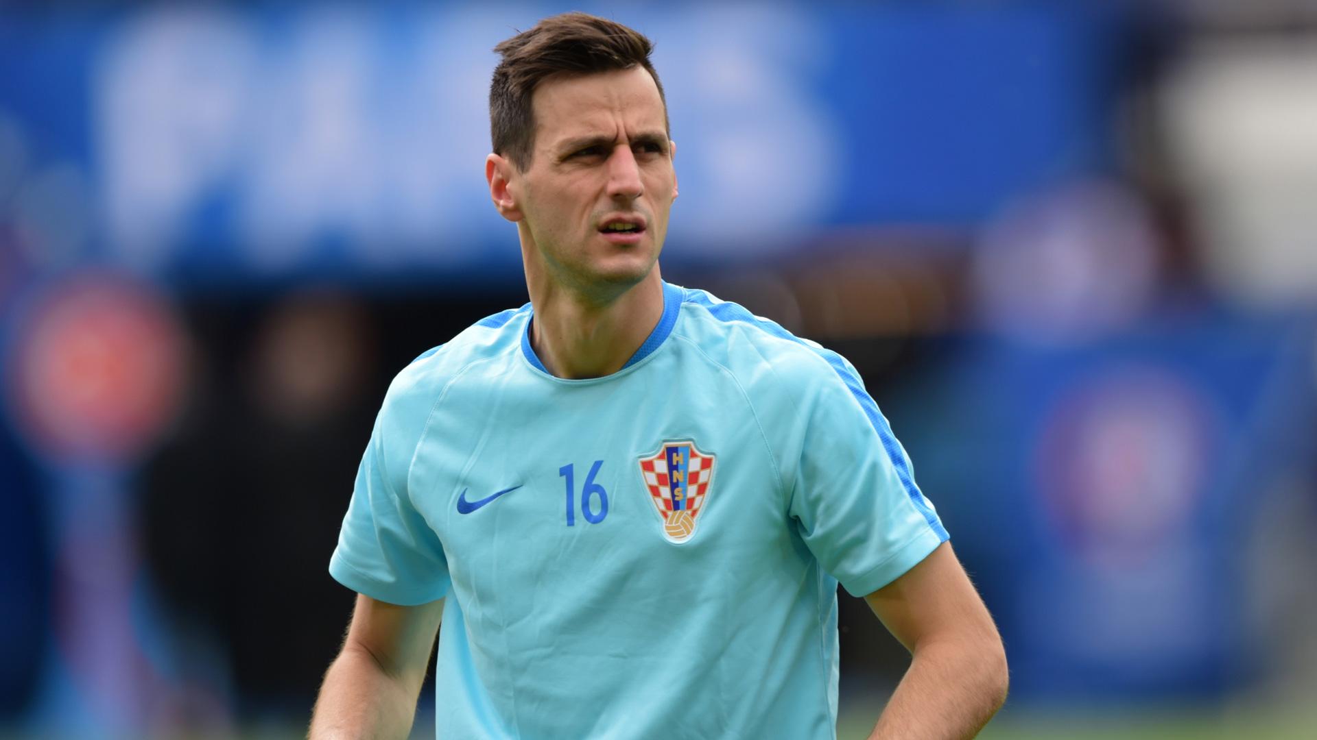 Nikola Kalinic refuse sa médaille d'argent — Croatie