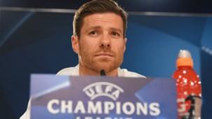Xabi Alonso FC Bayern Champions League 17042017