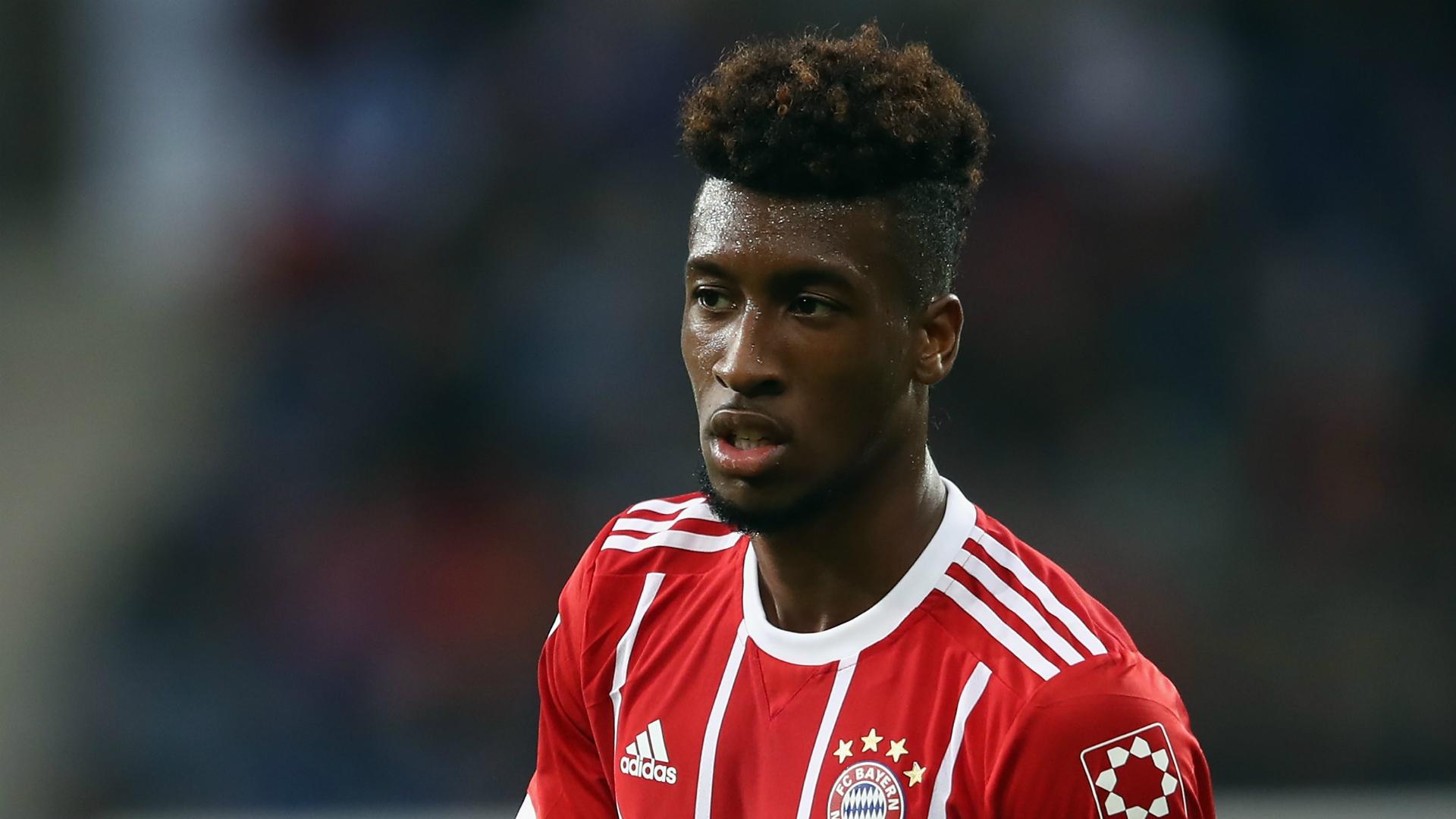 Bayern Munich Kingsley Coman