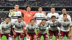 Selección mexicana México Ecuador