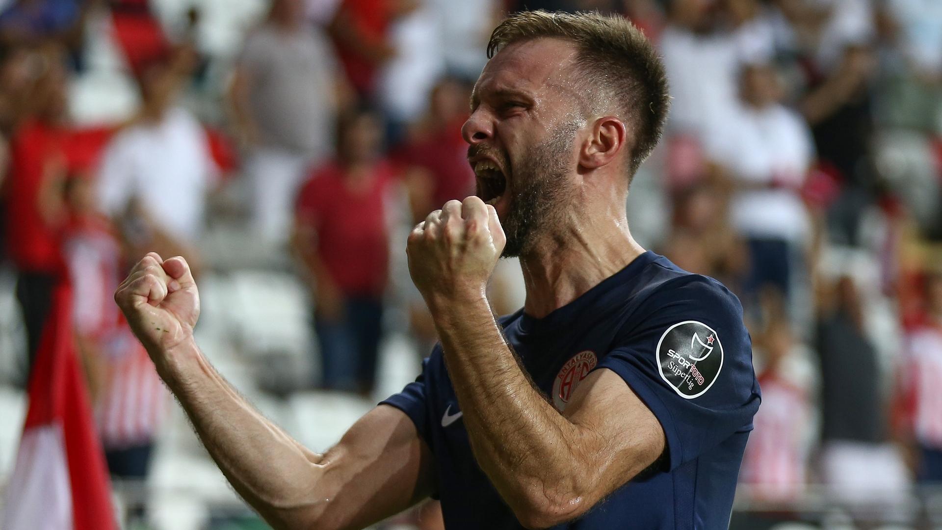 Hakan Ozmert Antalyaspor