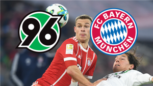 Hannover 96 Gegen Fc Bayern München Live Stream Live Im Tv Goalcom