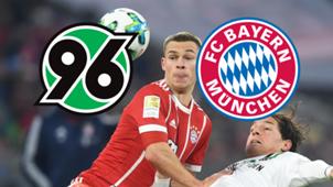 Hannover 96 Bayern München