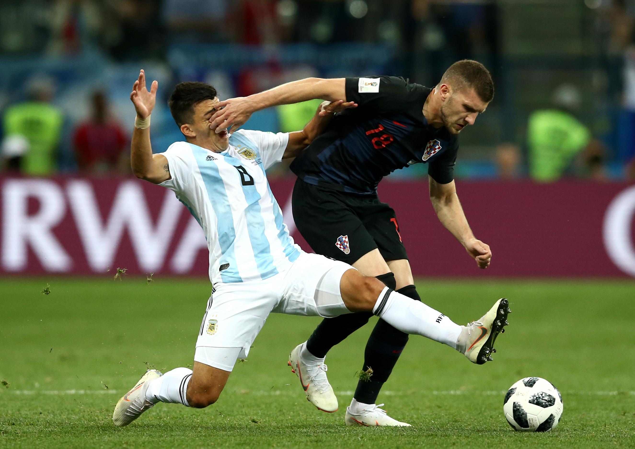 croatia argentina - ante rebic marcos acuna - world cup - 21062018