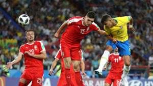 Thiago Silva Brazil vs Switzerland goal