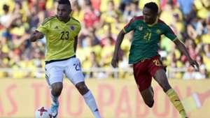 Miguel Borja Colombia vs Camerún Amistoso 2017