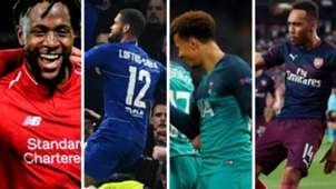 Liverpool Chelsea Tottenham Arsenal Final Champions League Europa League 2019