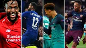 Liverpool Chelsea Tottenham Arsenal Final Champions League Europa League 2019