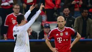 Cristiano Ronaldo Real Madrid FC Bayern 29042014