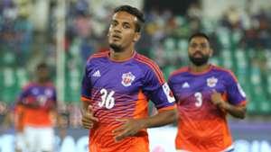 Sahil Panwar FC Pune City ISL