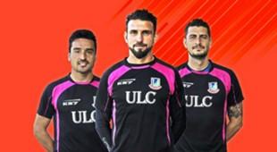 Unión La Calera arqueros 2018