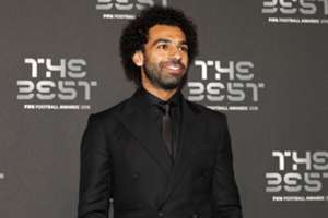 MOHAMED SALAH THE BEST AWARDS