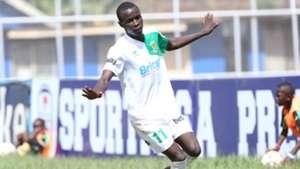 Cliff Nyakeya of Mathare United