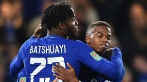 Michy Batshuayi Chelsea