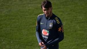 Lucas Paqueta treino Brasil 21032019