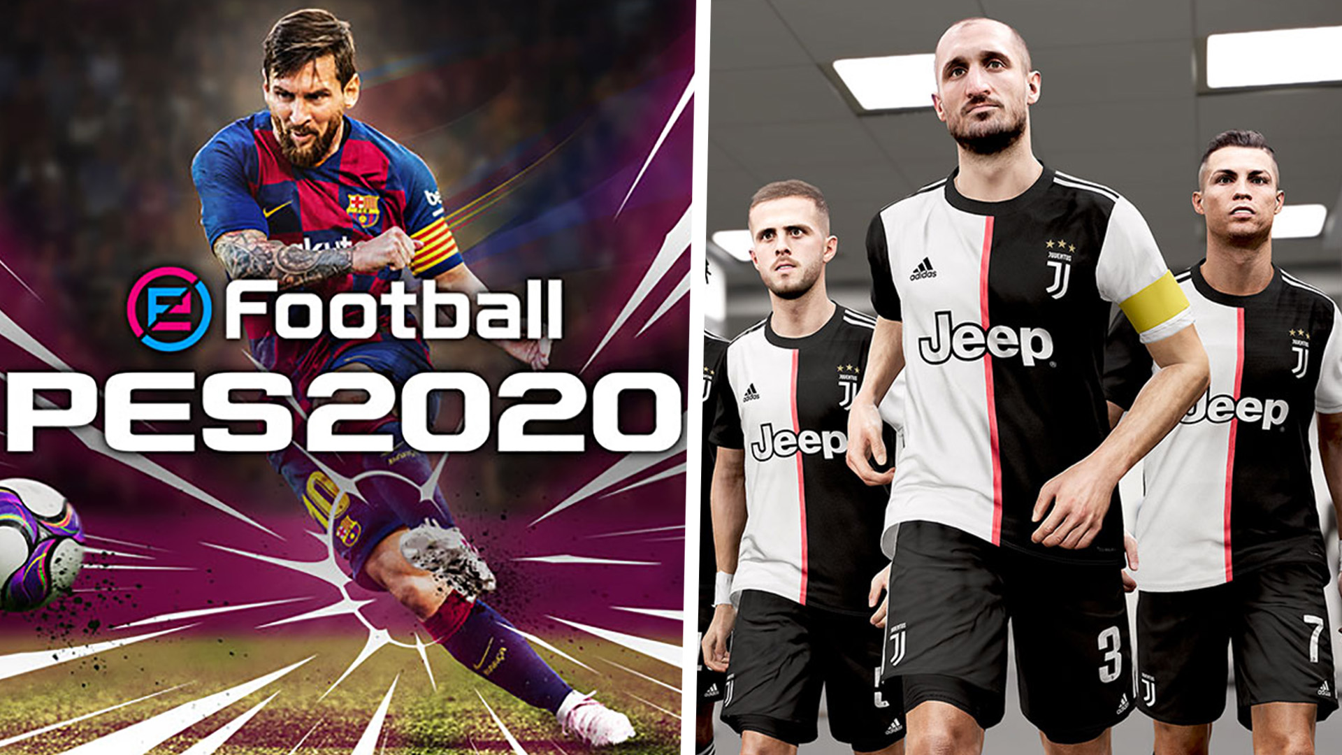 PES 2020: Release date, demo, licenses, cover stars & all
