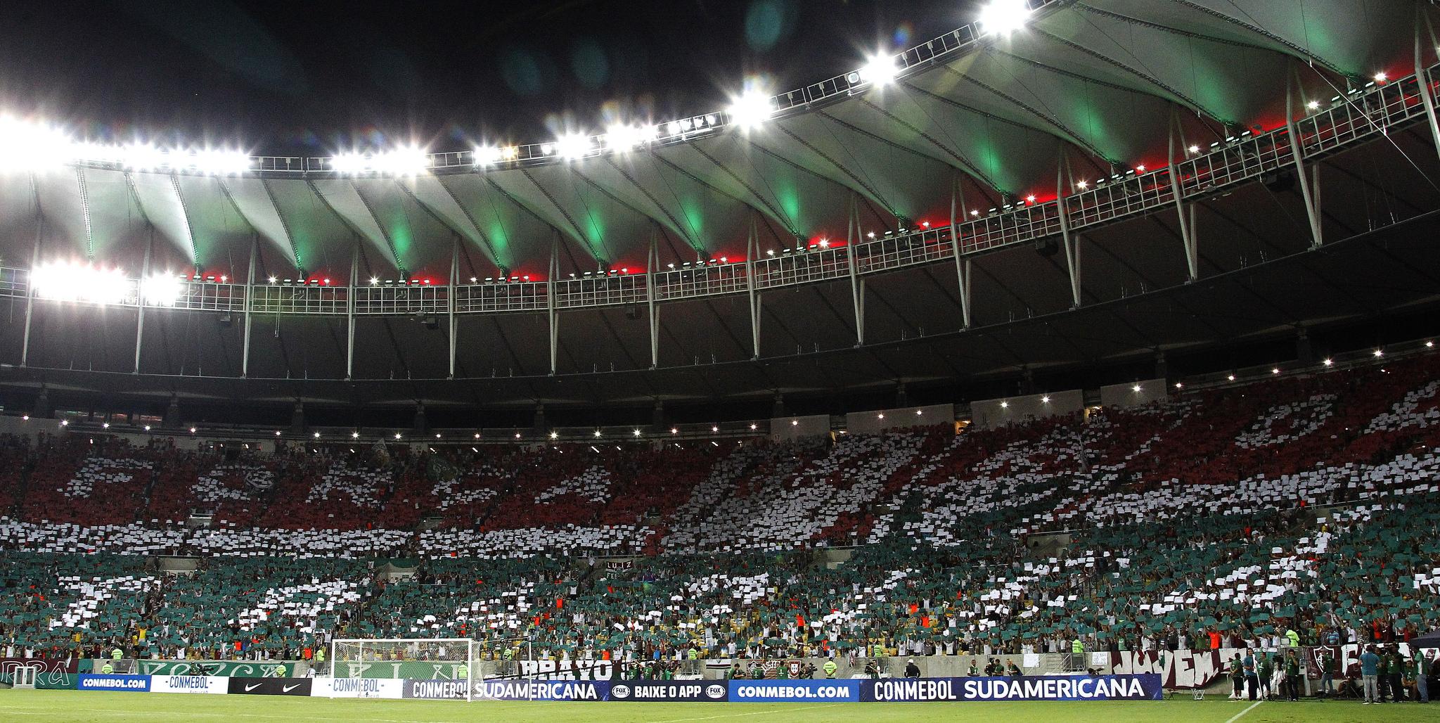 Fluminense vs Liverpool 05-04-17