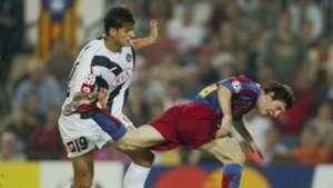 Lionel Messi Udinese 2005