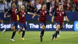 Estados Unidos Campeón Copa Oro 2017