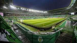 Jose Alvalade XXI Sporting Lissabon Stadion View