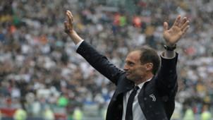 Massimiliano Allegri Juventus Turin 19052018