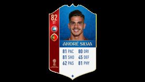FIFA 18 UEFA World Cup Ratings Andre Silva