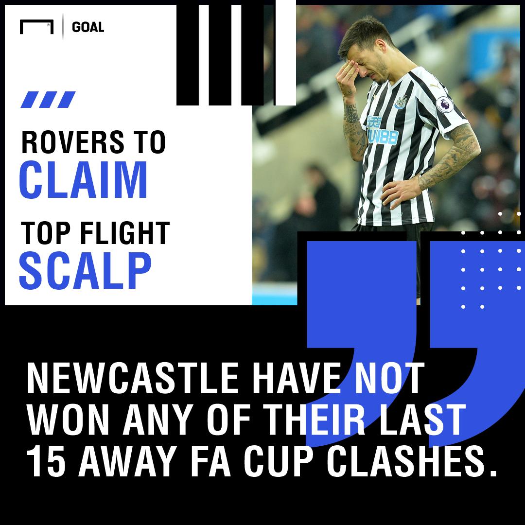 Blackburn Newcastle graphic