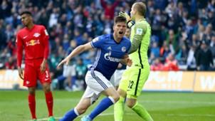 Klaas-Jan Huntelaar FC Schalke 04 RB Leipzig 23042017