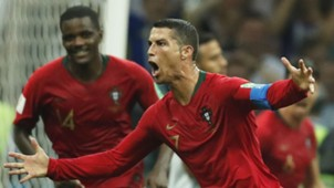 Cristiano Ronaldo Portugal Spain World Cup 2018