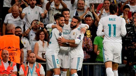 Cristiano Ronaldo Isco Alarcón Real Madrid APOEL Champions League 13092017