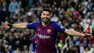 Luis Suarez Real Madrid Barcelona Copa del Rey 27022019