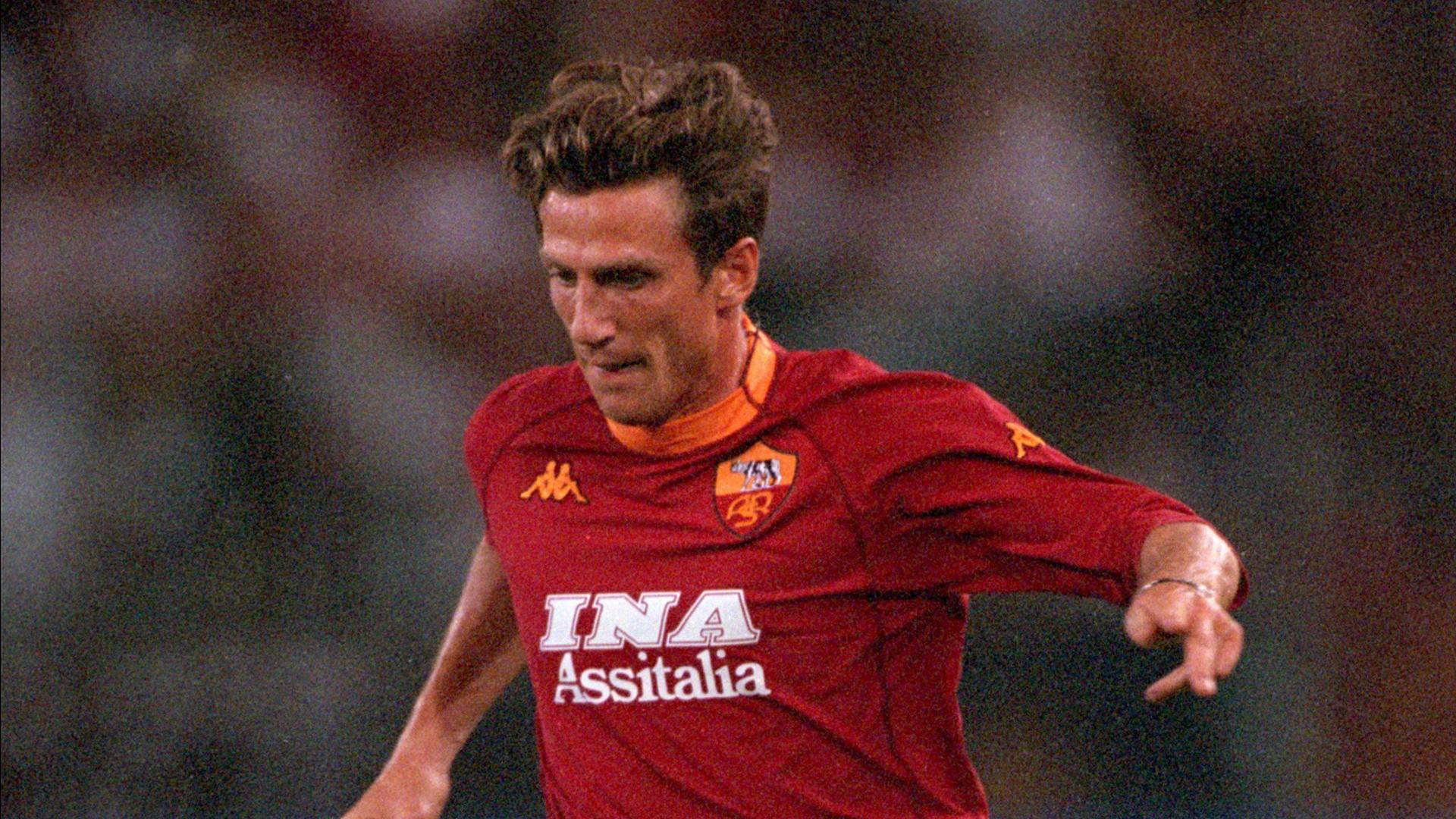 Eusebio Di Francesco former Roma player