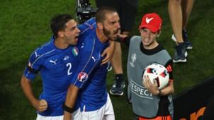 Leonardo Bonucci Germany Italy