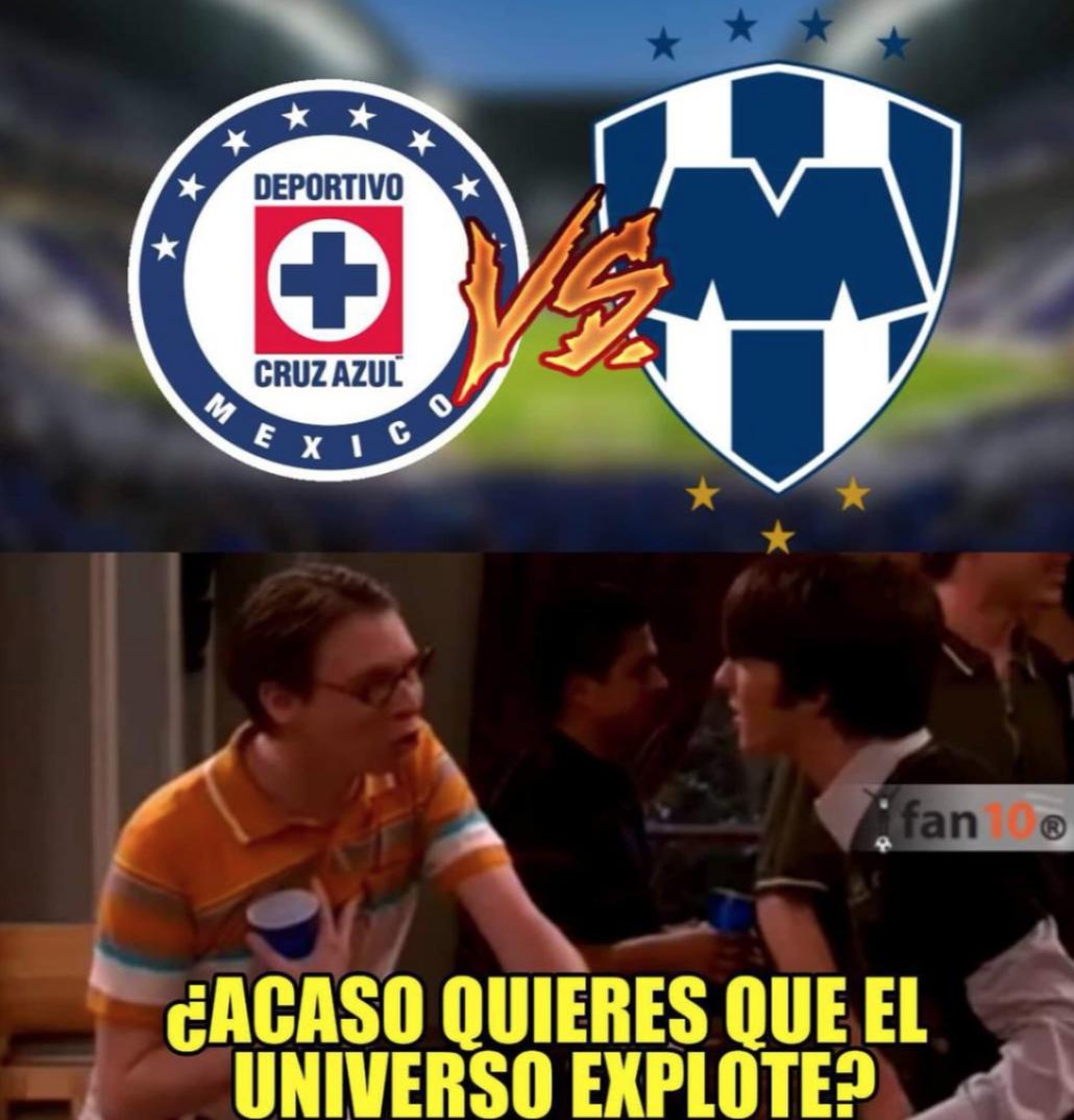 Memes final Copa MX 311018