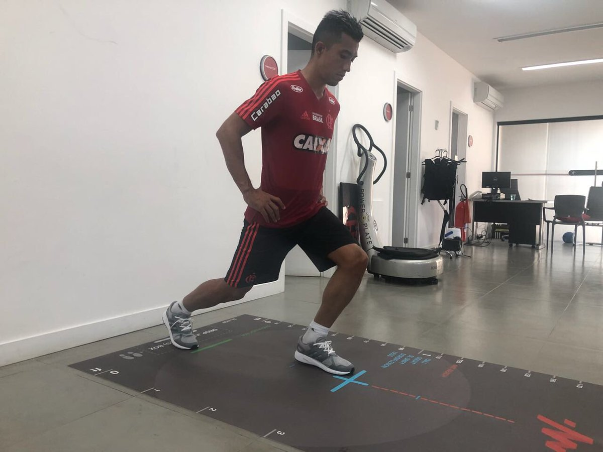 Uribe Flamengo 26 06 18