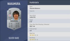Nakamura FIFA 19