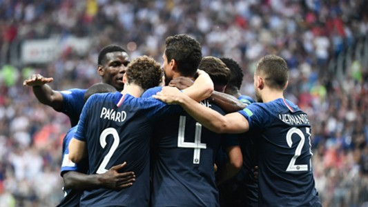 France Croatia 2018 World Cup Final 15072018
