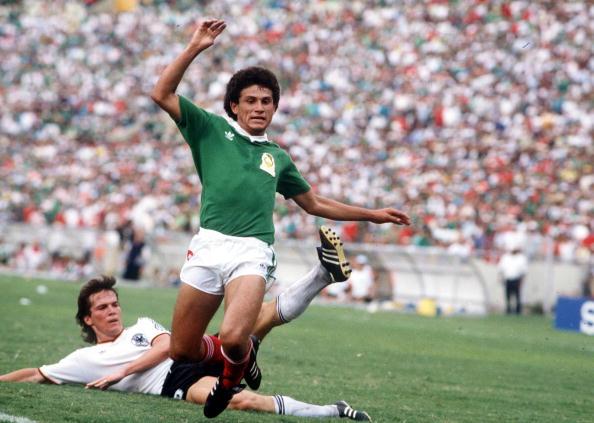 Las camisetas de México en los Mundiales  95116f5bf6897