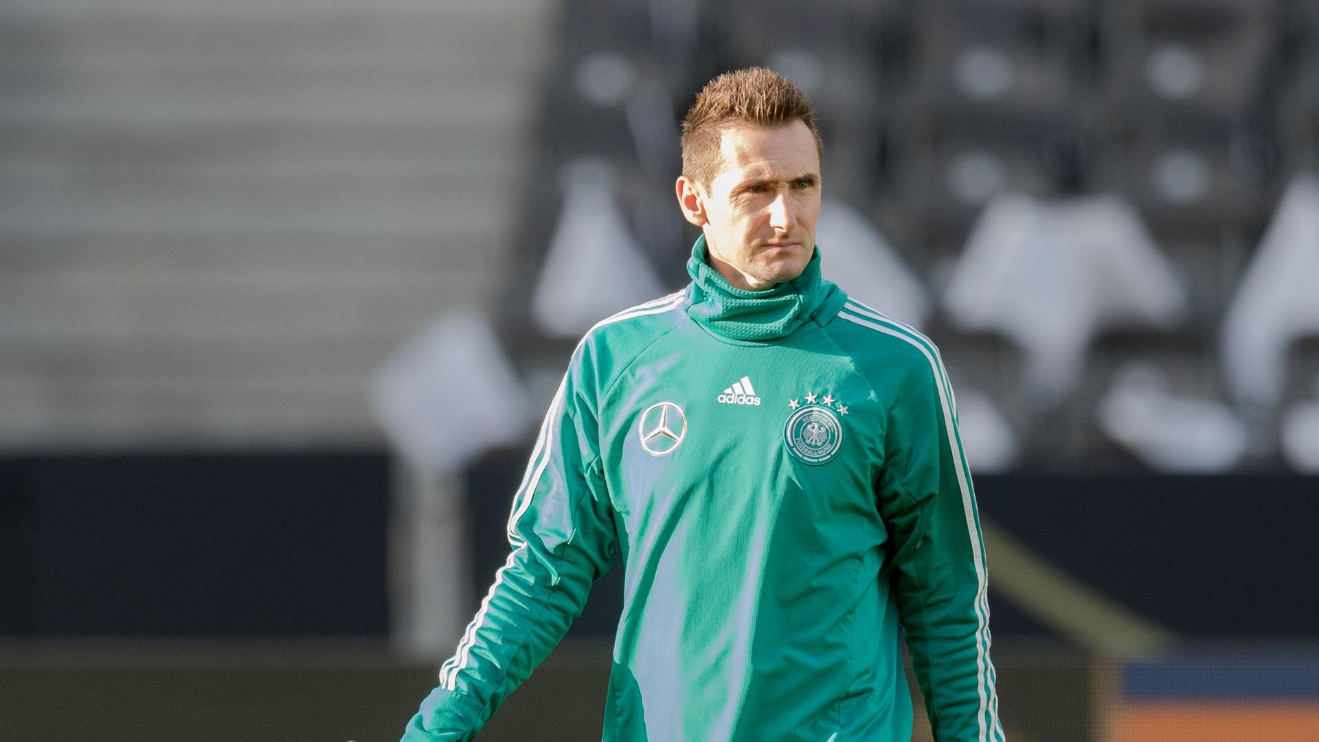 Salihamidzic bestätigt Kontakt: Klose soll Jugendtrainer bei Bayern München werden