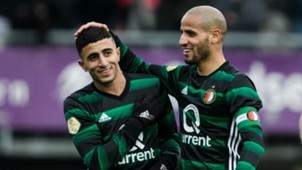 Bilal Basacikoglu, Sparta - Feyenoord, Eredivisie 12172017