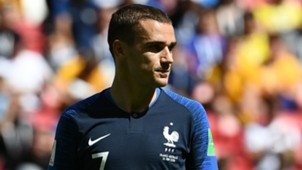 Antoine Griezmann France 2018 World Cup