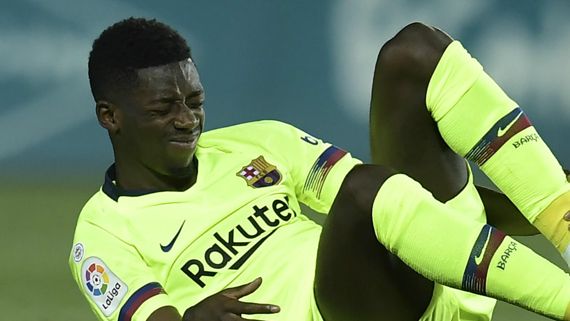 Image result for Barcelona star Dembele being sued by ex-landlord over late rent and damaged flat