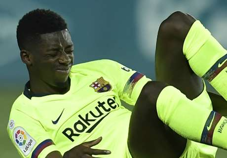 Barca star Dembele being sued by ex-landlord