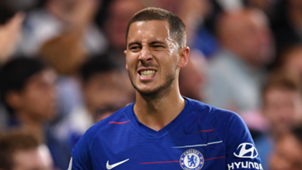 Eden Hazard Chelsea Premier League 2018-19