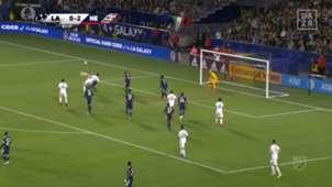 Zlatan Ibrahimovic LA Galaxy New England