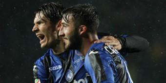 Bryan Cristante Atalanta SPAL Serie A