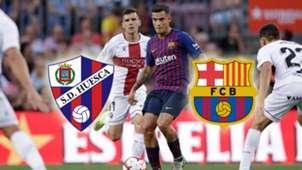 SD Huesca FC Barcelona TV LIVE-STREAM