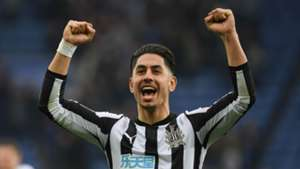 Ayoze Perez Newcastle Leicester City